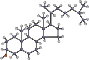 cholesterol-chemical-structure